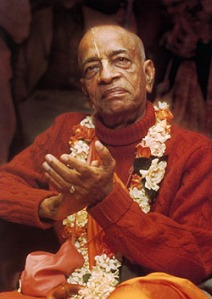 Srila Prabhupada is a pure devotee always, being an eternally liberated associate of the Lord. He did not have a material past at any time. Being an associate of Lord Sri Krsna, he is properly understood to never have been contaminated by matter. As we knew him, his so called material body was not at all material. Heat, cold, happiness and distress, hunger and thirst, birth, disease, old age, and death never touched him. It is not correct that he felt or suffered these mundane influences and pains in a mood of tolerance. He never even felt them, according to the scriptures.